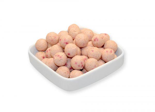 Boilie 14mm Erdbeere / Vanille 1000g